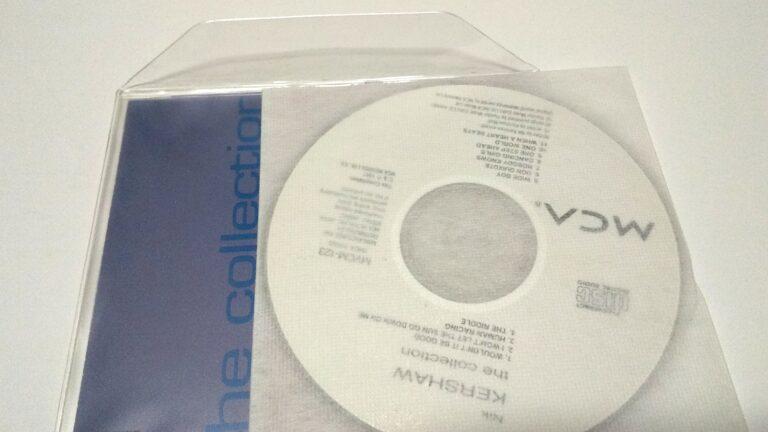 CD収納革命 裏