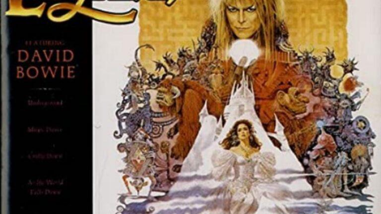 ラビリンス 魔王の迷宮 オリジナル・サウンドトラック・アルバム
