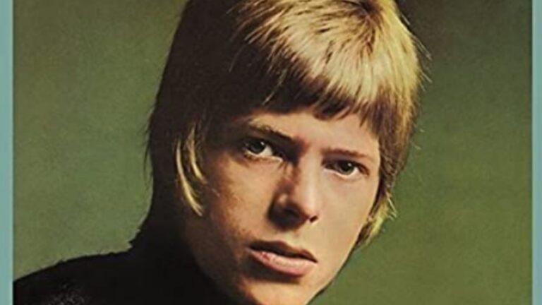 デヴィッド・ボウイ(David Bowie/Deram Album)【デビューアルバム】